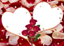 dois_coracoes_rosas_moldura